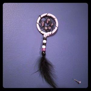 Keychain or mirror hanger